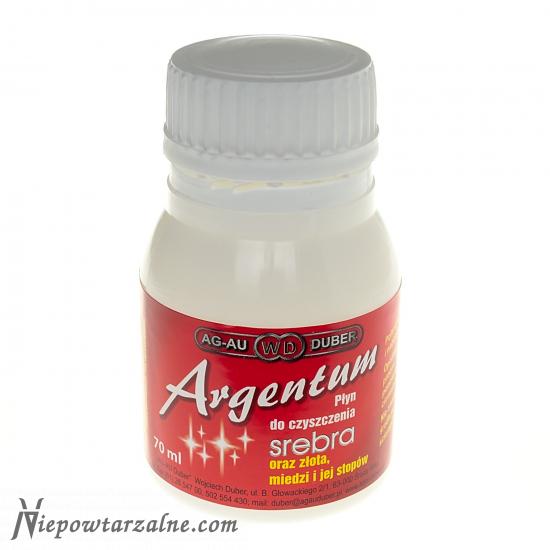 Płyn do czyszczenia biżuterii - Argentum 70 ml